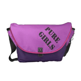 medium BAG more sheer - PURE GIRLS darkorchid