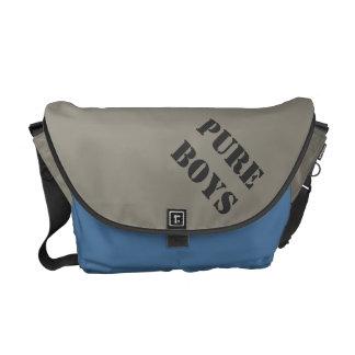 medium BAG sheer - BOYS PURE Bolsas Messenger