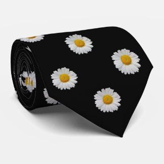 Medium Daisy Polka Dot Tie
