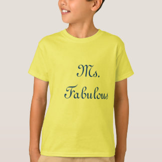 Medium - For girls T-Shirt