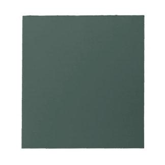 Medium Jungle Green Memo Notepads