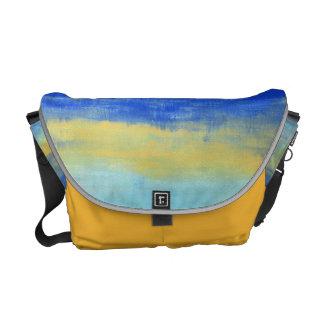 Medium Messenger Bag blue maritime beach