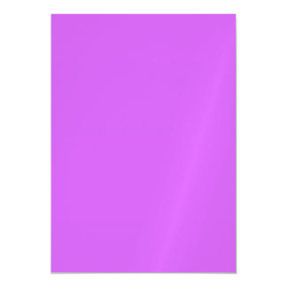 Medium Orchid Solid Color Magnetic Card
