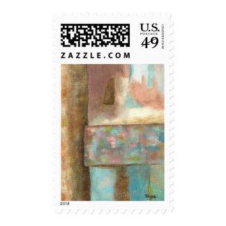 Medium Postage Stamps Captive Dreamer Painting
