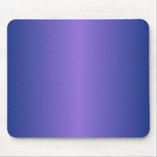 Medium Purple and Catalina Blue Gradient Mouse Pad