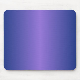 Medium Purple and Catalina Blue Gradient Mouse Pad