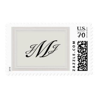 medium size JMJ stamp