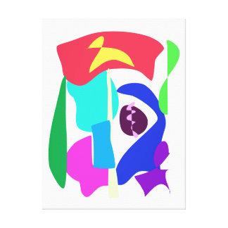 Medium Size Vertical Canvas Print