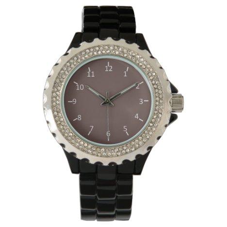 Medium Taupe Kinda Dope Wristwatch