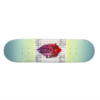 Medium teacher skateboard