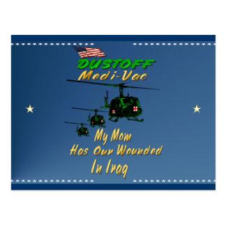 MediVac-MOM Postcard
