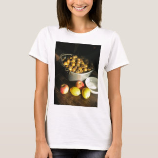 Medlars, Apples and Lemons for Jam Making T-Shirt