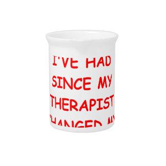meds drink pitcher