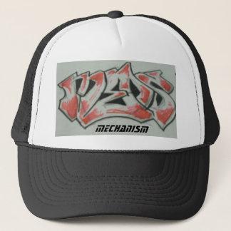 Meds throwy trucker hat