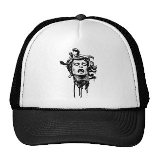 Medua Head Mesh Hats