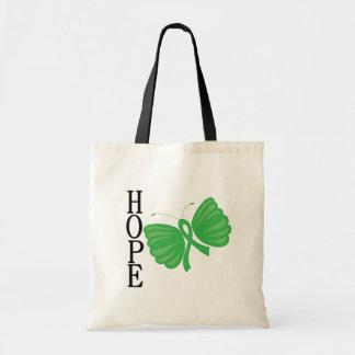 Médula de la mariposa de la esperanza y trasplante bolsa tela barata