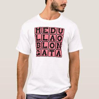 Medulla Oblongata, Lower Brain Stem T-Shirt