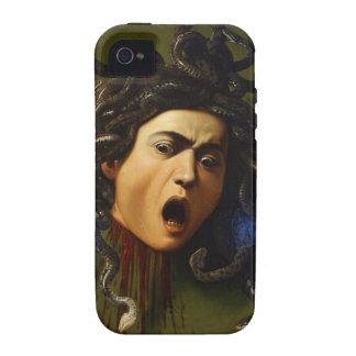 Medusa 1595 - 1598 by Caravaggio Merisi iPhone 4 Case