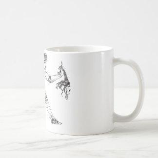 Medusa Aubrey Beardsley Coffee Mug