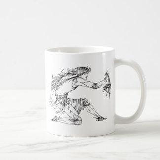 Medusa Aubrey Beardsley Mugs