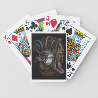 Medusa Bicycle Playing Cards