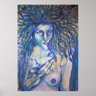 Medusa blue print