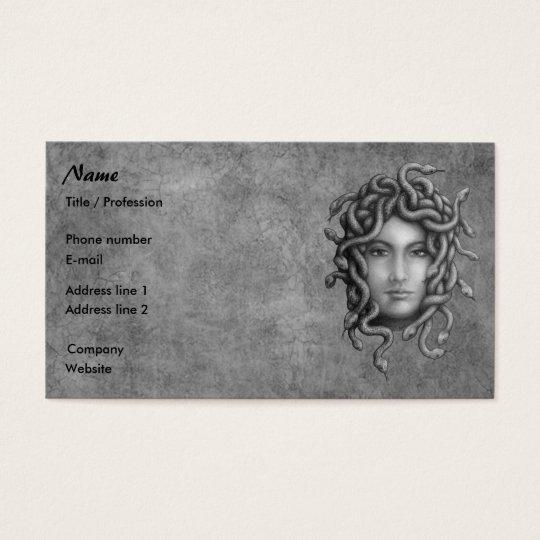 Medusa Business Card
