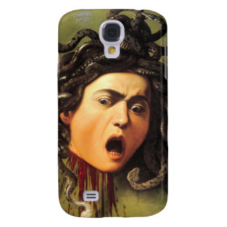Medusa, Caravaggio Galaxy S4 Cover