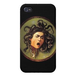 Medusa, Caravaggio iPhone 4 Covers