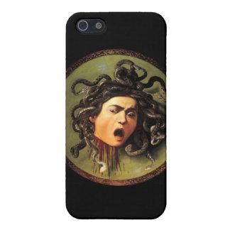 Medusa, Caravaggio iPhone SE/5/5s Cover