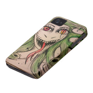 Medusa iPhone 4 Cover