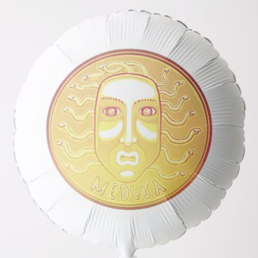 Medusa Coin Balloon