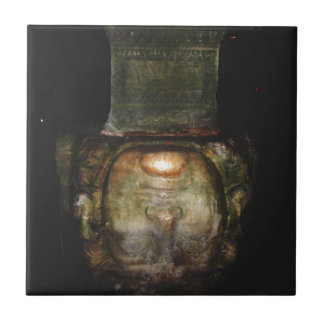 Medusa Column Basilica Cistern Istanbul Ceramic Tile