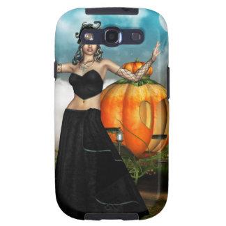 Medusa de Halloween Galaxy S3 Carcasa