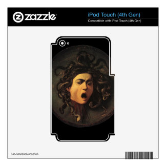 Medusa Decal For iPod Touch 4G