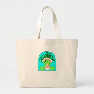 Medusa del bebé bolsa de mano