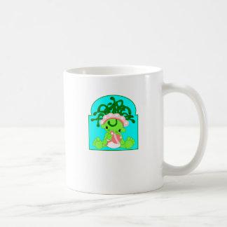 Medusa del bebé taza de café