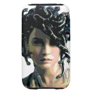 Medusa Tough iPhone 3 Protectores