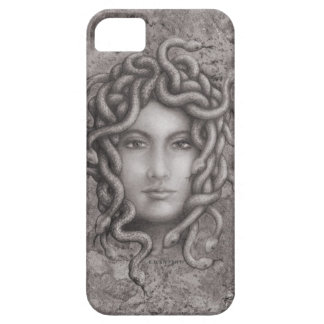 Medusa Funda Para iPhone 5 Barely There
