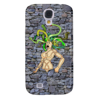 Medusa Funda Para Samsung Galaxy S4