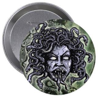Medusa Gorgon Pins
