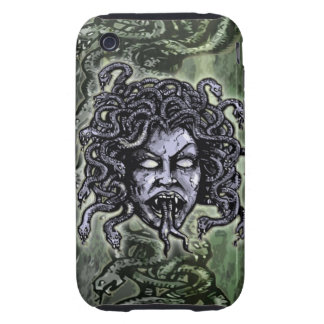 Medusa Gorgon Carcasa Though Para iPhone 3