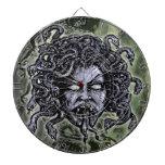 Medusa Gorgon Dart Board