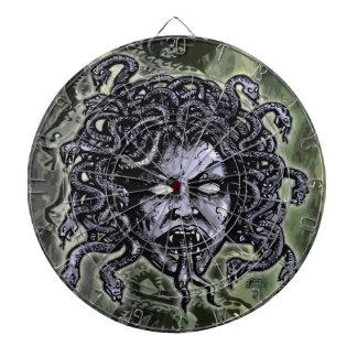 Medusa Gorgon Tablero De Dardos