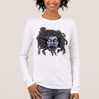 Medusa Gorgon Long Sleeve T-Shirt