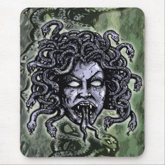 Medusa Gorgon Tapete De Raton