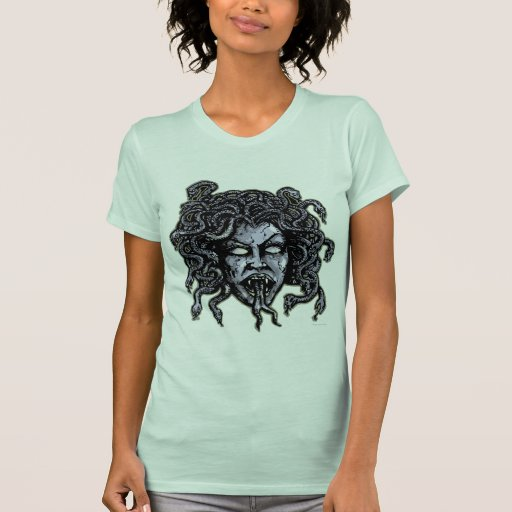 Medusa Gorgon Tee Shirt