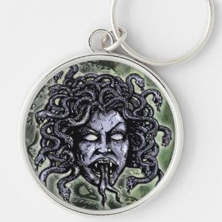 Medusa Greek Mythology Gorgon Key Chain