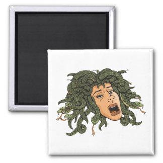 Medusa Head Magnet