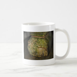 Medusa Head Sculptures Basilica Cistern Istanbul Coffee Mug